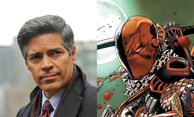 'Titans': Here's What Esai Morales Looks Like As Deathstroke