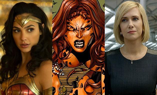 Wonder Woman 1984 Gal Gadot Kristen Wiig Cheetah
