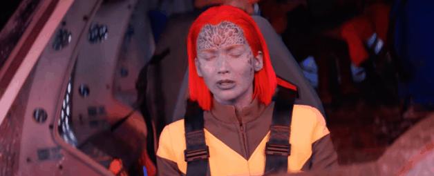 Dark Phoenix X-Men Mystique Jennifer Lawrence Marvel Studios