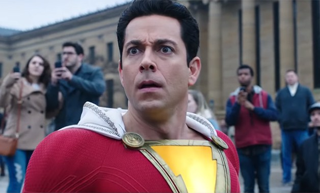 'Shazam!' Screening Two Weeks Early With Fandango Screening Program