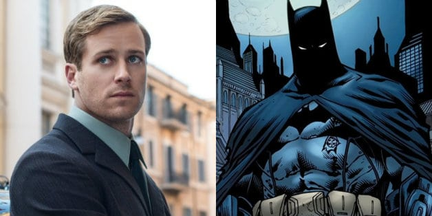 Armie Hammer Batman Justice League Mortal