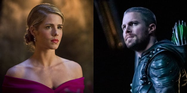 Arrow's Emily Bett Rickards Is Leaving The Series Early