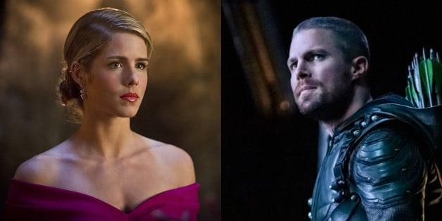 Arrow: Emily Bett Rickards - Felicity Smoak Leaving, Final Season 8