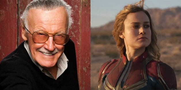 How 'Captain Marvel' changed its Stan Lee cameo after his death (spoilers)