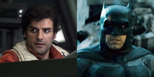 Oscar Isaac Star Wars Episode IX Batman
