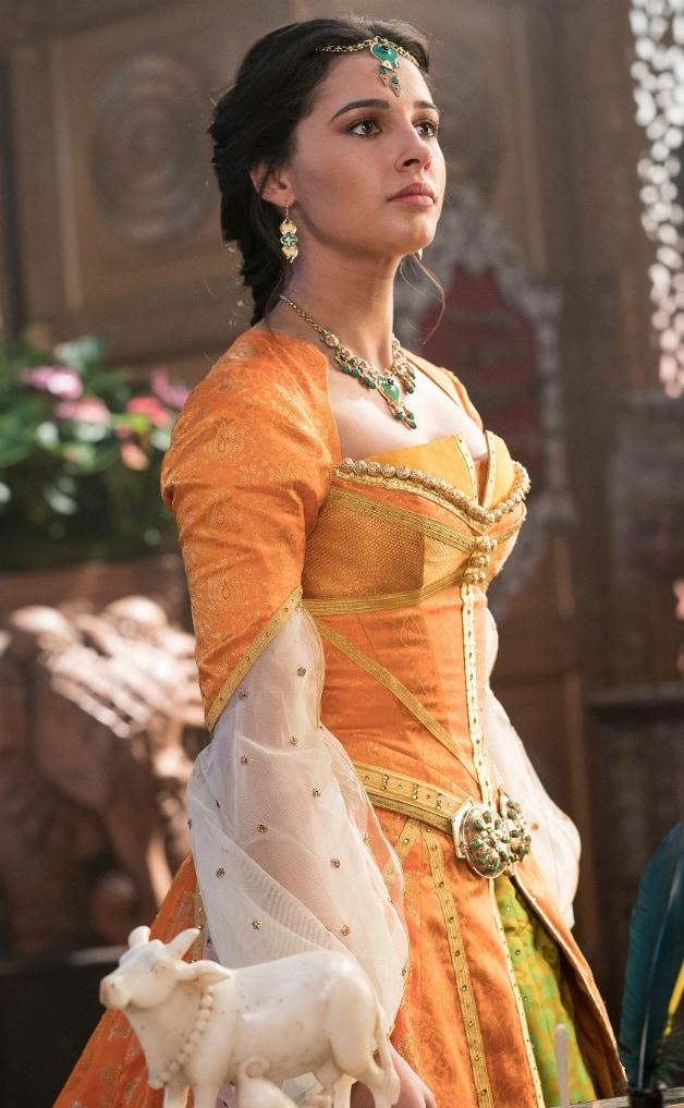 Aladdin Jasmine Naomi Scott 05