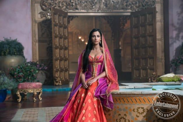 Aladdin Jasmine Naomi Scott