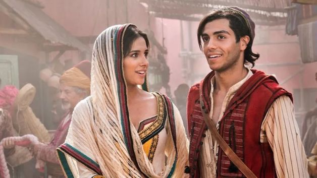 Aladdin Naomi scott mena massoud