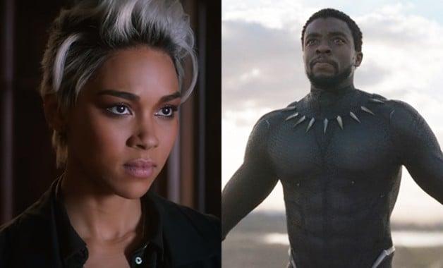 Alexandra Shipp X-Men Dark Phoenix Storm Black Panther