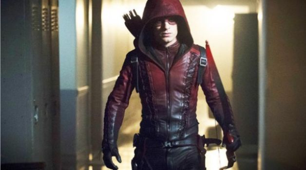 Arrow season 7 arsenal roy harper Colton Haynes