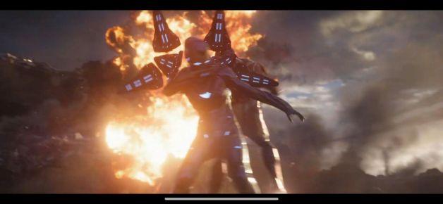 Avengers Endgame Gwyneth Paltrow Rescue