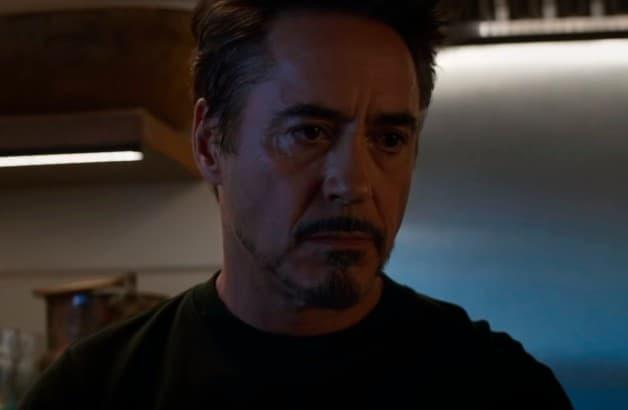 Endgame dos Vingadores Robert Downey Jr. Tom Holland