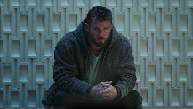 Endgame dos Vingadores Thor Chris Hemsworth