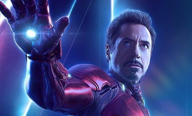 Avengers Robert Downey Jr. Iron Man Tom Holland Spider-Man