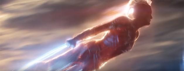 Avengers Endgame Brie Larson Captain Marvel