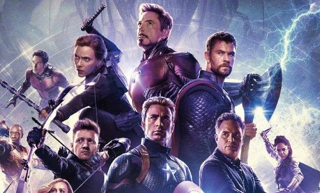 Avengers Endgame Chris Hemsworth Thor Mark Ruffalo Hulk Black Widow Scarlett Johansson Bob Iger Marvel DIsney Aladdin