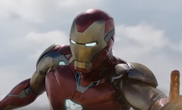 Image result for avengers endgame iron man