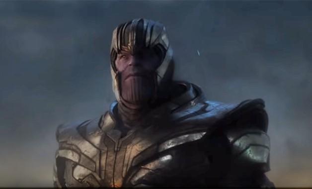 Avengers Endgame Thanos Josh Brolin