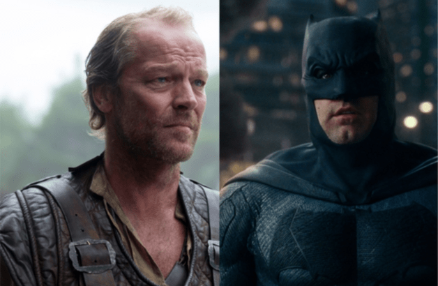 See Game Of Thrones Star Iain Glen As Batman In Titans