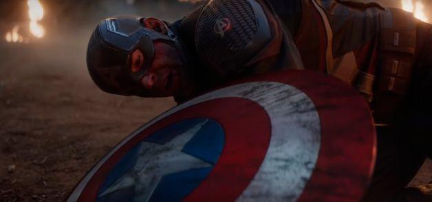 Captain America Avengers Endgame Chris Evans