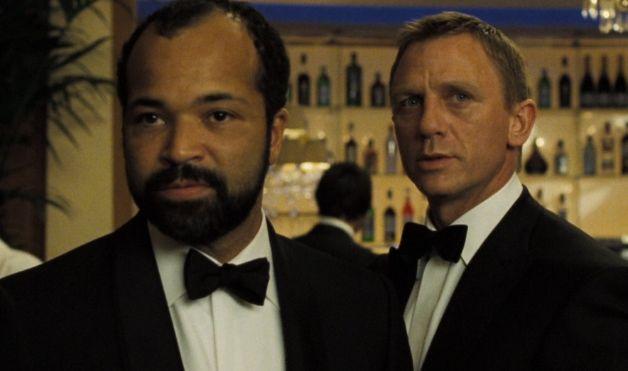 Cassino Royale Daniel Craig Jeffrey Wright James Bond 25