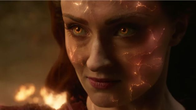 Dark Phoenix X-Men Jean Grey Sophie Turner
