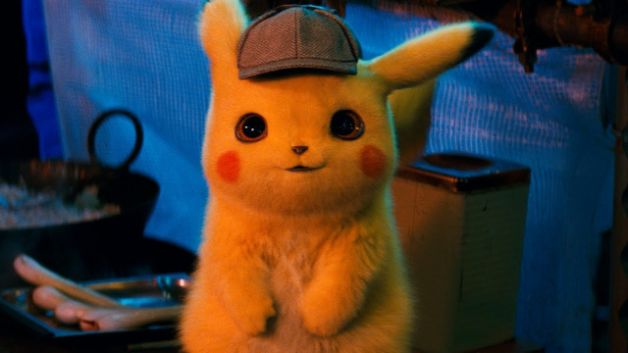 Pokemon Detective Pikachu early reactions