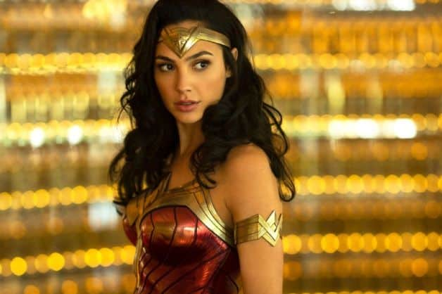 Gal Gadot Wonder Woman Female Superhero Movies