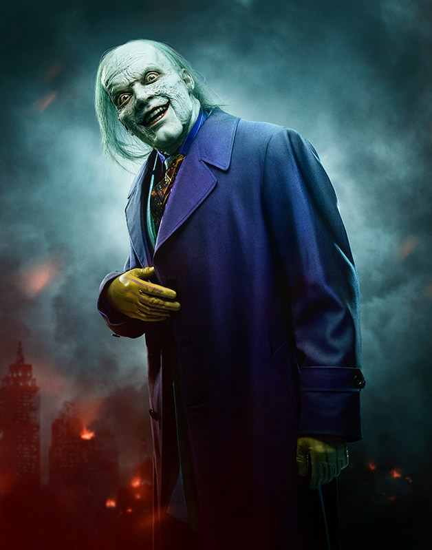 Gotham Joker Cameron Monaghan