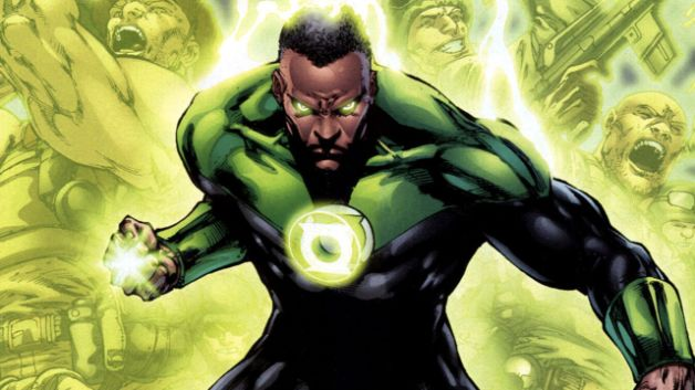 John Stewart Green Lantern Diggle Arrow