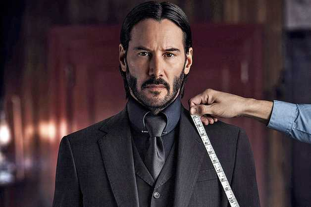 John Wick Keanu Reeves Chapter 3 Runtime Revealed