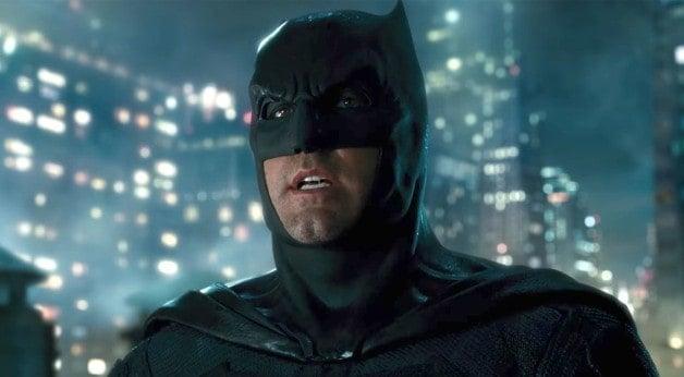 Justice League Batman Ben Affleck Zack Snyder Cut