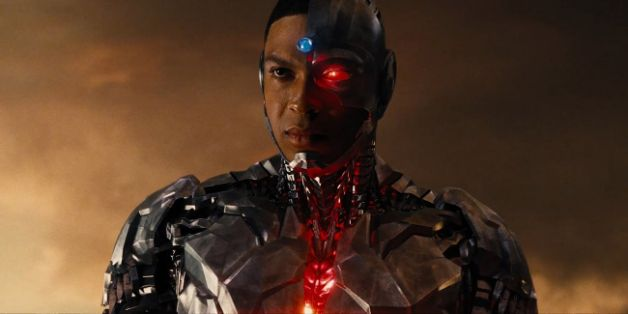 Justice League Cyborg Ray Fisher Zack Snyder