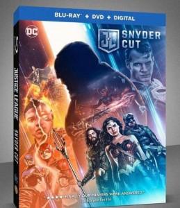 Justice League Snyder Cut Art