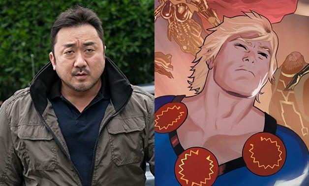 Ma Dong-Seok Marvel The Eternals