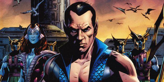 Namor The Sub-Mariner Avengers Endgame