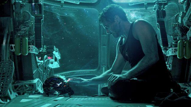 Robert Downey Jr. Iron Man Avengers Endgame