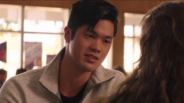 13 reasons why star ross butler shares image of shazam  character