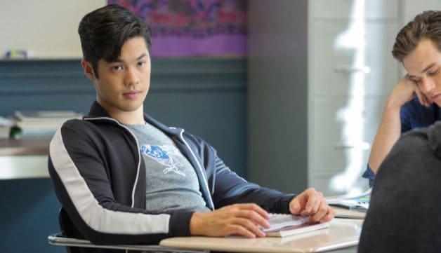 Ross Butler DC Shazam! David F. Sandberg 13 Reasons Why Eugene Choi