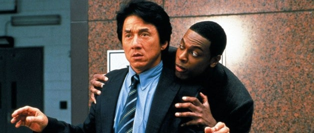 Rush Hour Jackie Chan Chris Tucker