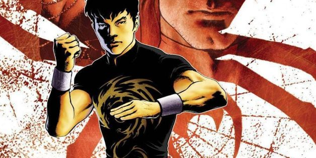 Shang-Chi Marvel Studios The Eternals