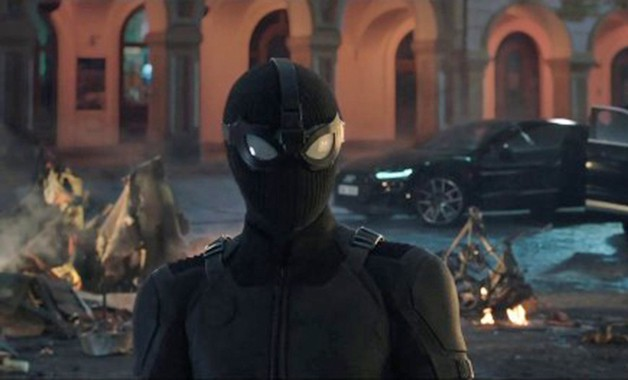 Spider-Man Far From Home Tom Holland Stealth Suit