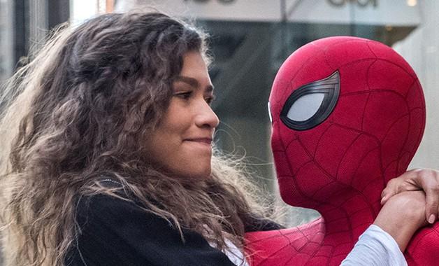 Spider-Man Far From Home Tom Holland Zendaya