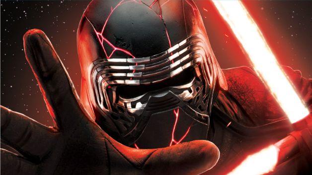 Star Wars The Rise of Skywalker Kylo Ren Helmet Adam Driver