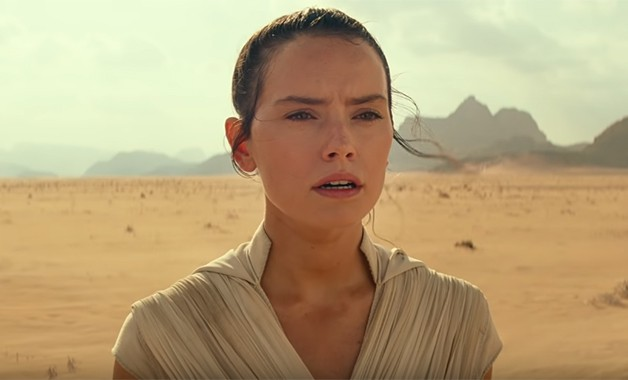 Episódio IX de Star Wars a ascensão do Skywalker Daisy Ridley Rey Disney