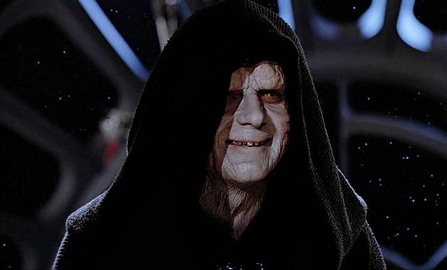 Star Wars Episode IX The Rise of Skywalker McDiarmid Palpatine