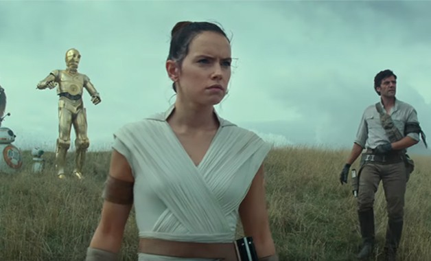 Star Wars Episode IX The Rise of Skywalker Naomi Ackie