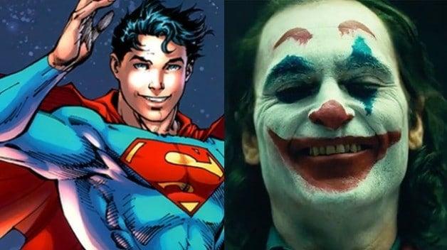 Superboy Joker Superman Joaquin Phoenix
