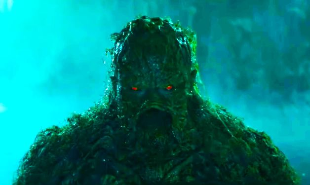 DC's Antihero Emerges From the Marsh in First 'Swamp Thing' Trailer