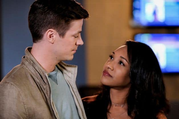 The Flash Grant Gustin Candice Patton